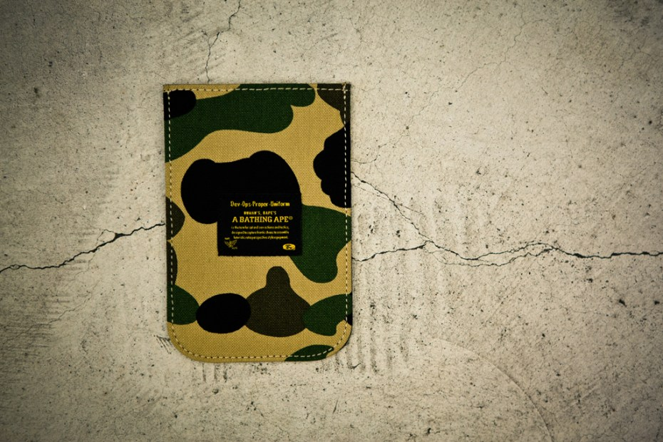 Image of A Bathing Ape 1ST CAMO IPHONE CASE