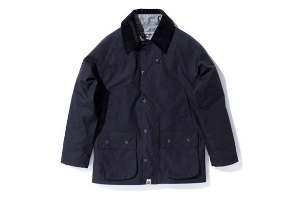 Image of A Bathing Ape GORE-TEX WOVEN TAFFETA CLASSIC RAIN JACKET