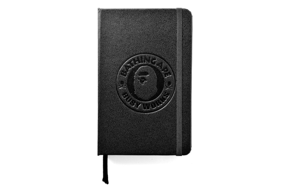 Image of A Bathing Ape x mastermind JAPAN Notebook