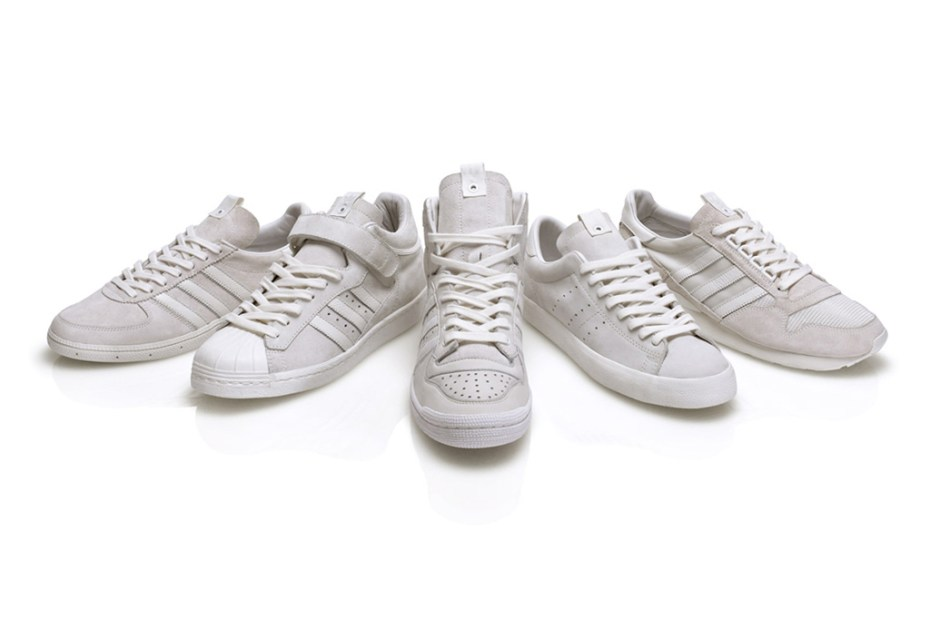 "Image of adidas Consortium 2011 Fall/Winter ""Tabula Rasa"" Collection"