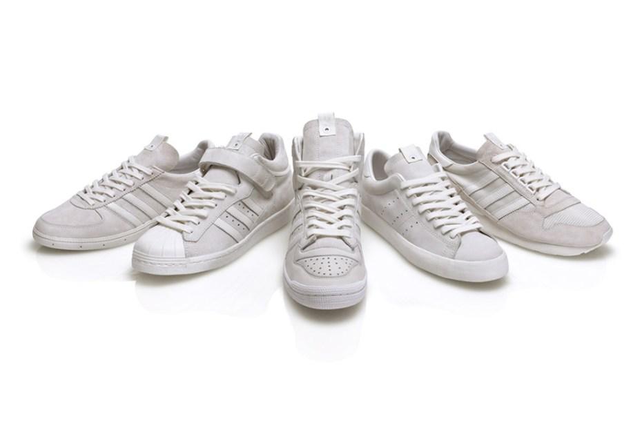 "Image of adidas Consortium 2011 Fall/Winter ""Tabula Rasa"" Collection"