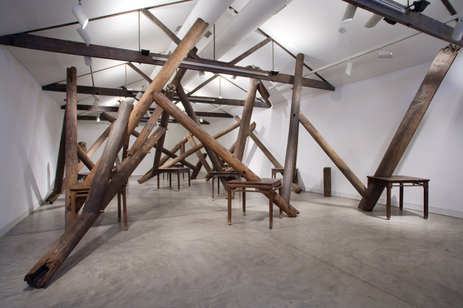 "Image of Ai Weiwei ""Absent"" Exhibition @ Taipei Fine Art Museum"