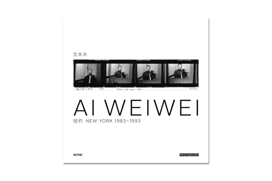 Image of 'Ai Weiwei: New York 1983-1993' Book