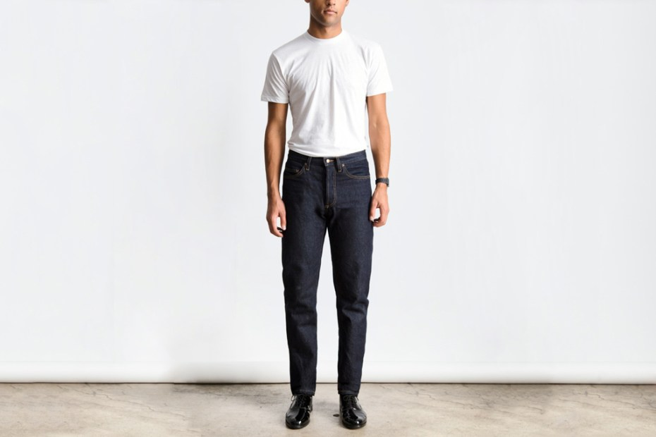 Image of American Apparel Men's Denim Line