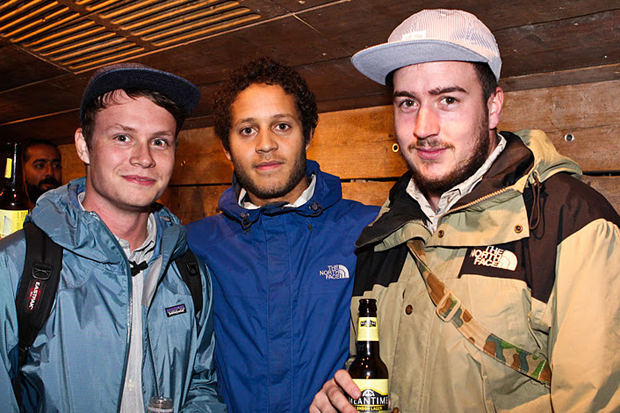 Image of aNYthing 2011 Fall Launch Party @ Foot Patrol Recap