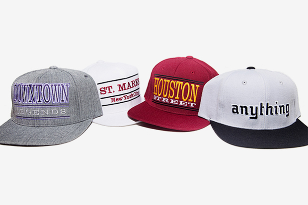 Image of aNYthing Starter Snapback Caps