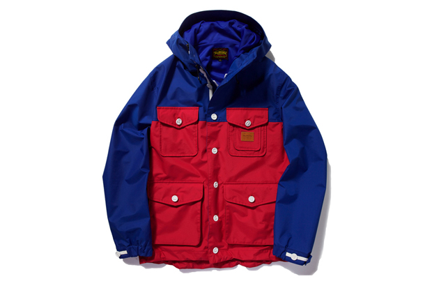 Image of Balabushka Remnants 2011 Fall/Winter Fell Jacket
