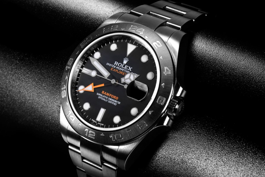 Image of Bamford Watch Department Rolex Explorer 2