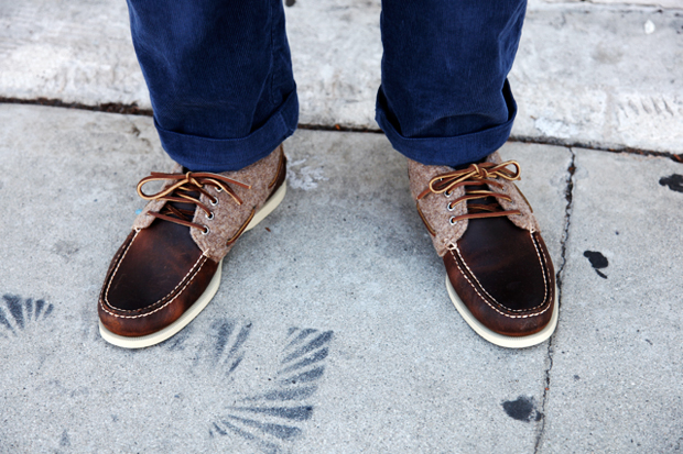 Image of Sperry 2011 Fall/Winter Boat Shoes