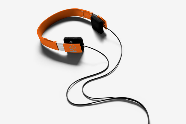 "Image of Bang & Olufsen ""Form 2"" Headphones"