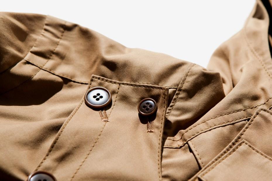 Image of BEAMS 2011 Fall/Winter Hybrid Jacket