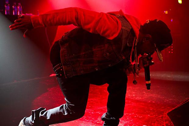 Image of Big Sean Live @ Scala London Recap