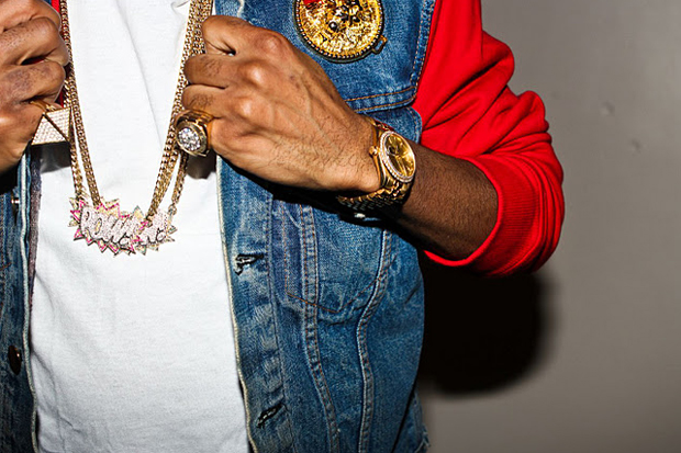 Image of Streetsnaps: Big Sean @ Scala London