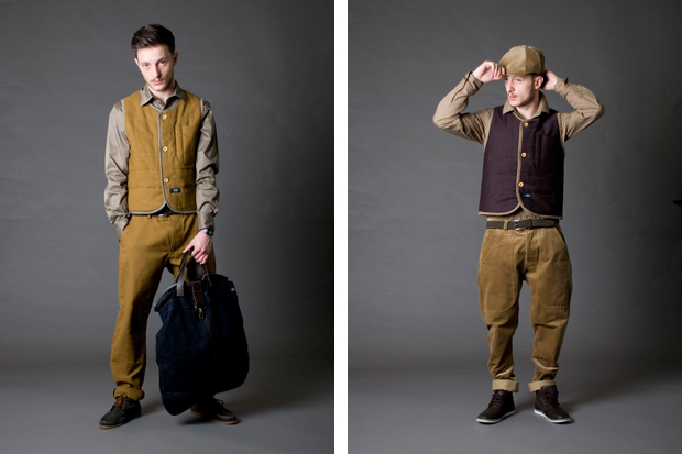 "Image of Bleu de Paname 2011 Fall/Winter ""Excursionnisme"" Collection Part Two"
