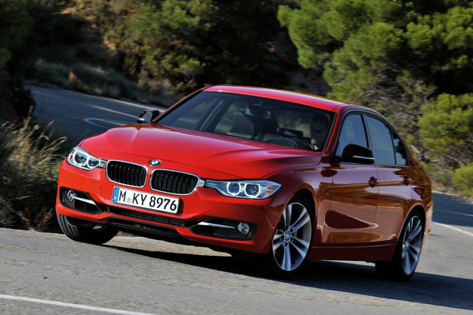 Image of BMW 2012 3 Series