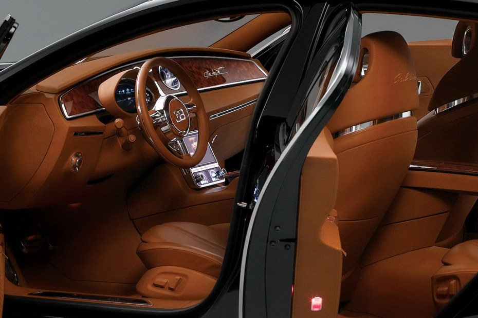 Image of Bugatti 16C Galibier A Further Look