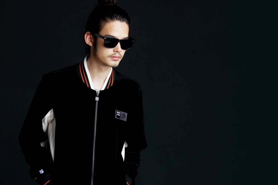 Image of Buried Alive x Fila 2011 Fall/Winter Capsule Collection Lookbook