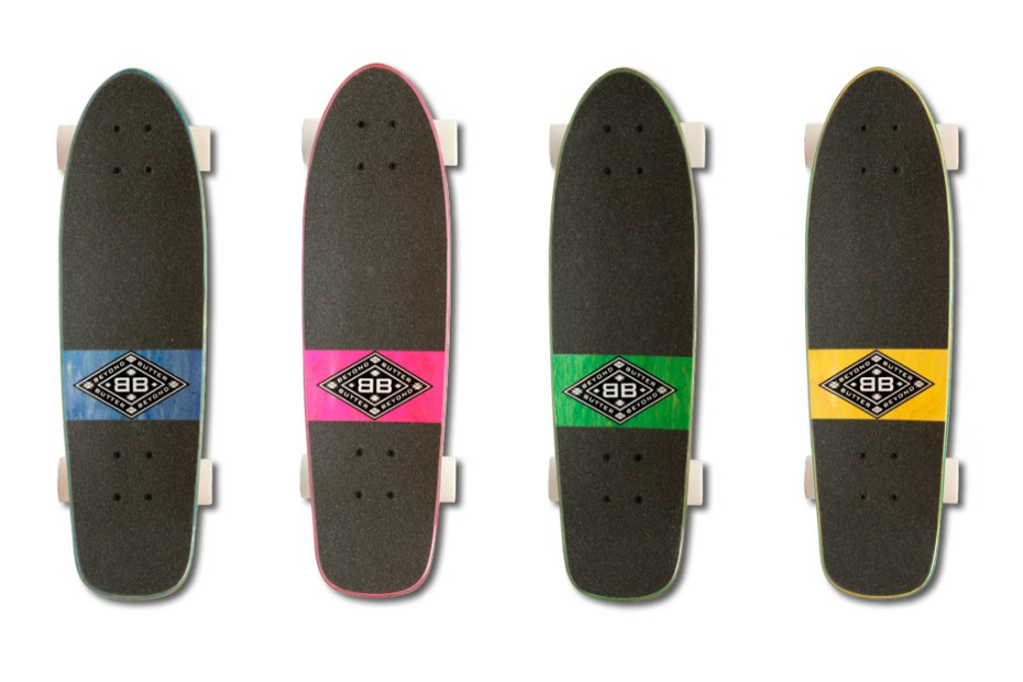 Image of Butter Goods x Beyond Skate Native Cruisers