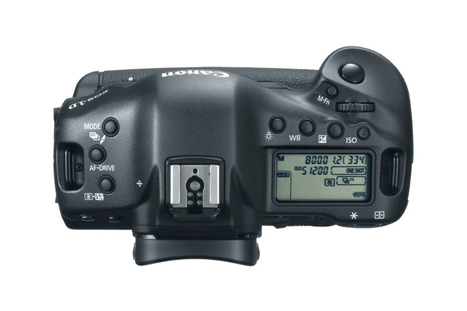 Image of Canon EOS-1D X