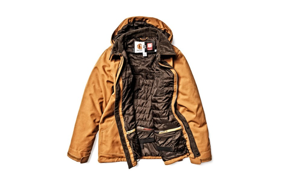 Image of Burton x Carhartt 2011 Fall/Winter Collection