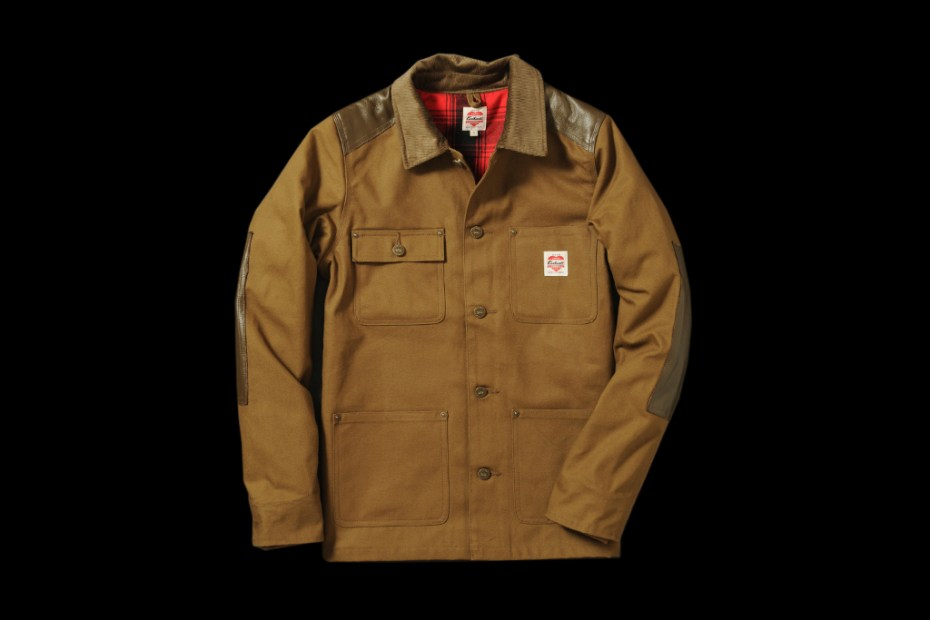 Image of Carhartt Irvine Coat