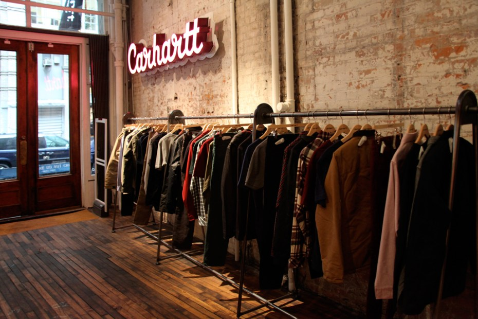 Image of Carhartt WIP Store NYC Opening Recap