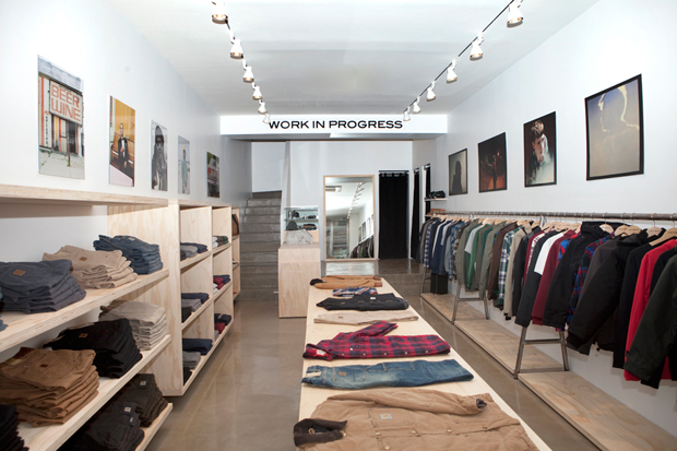 Image of Carhartt WIP Rome Store Reopening