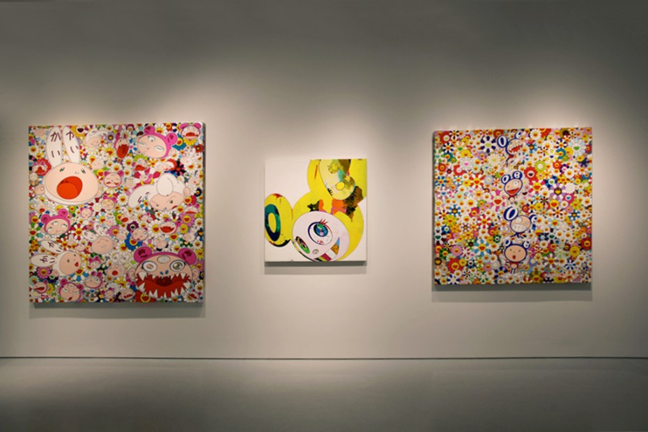 Image of Christie's x Takashi Murakami Tohoku-Pacific Earthquake Benefit Auction Preview Recap