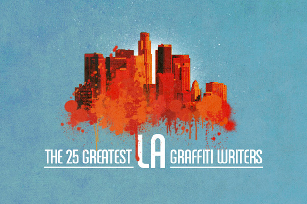 Image of Complex: The 25 Greatest LA Graffiti Writers