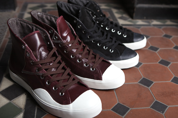 Image of Converse First String Straight Shooter Hi