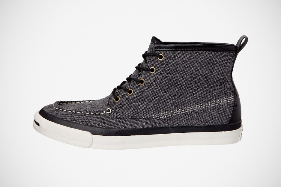 Image of Converse Jack Purcell Moccasin W Hi