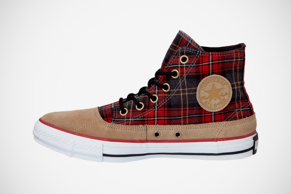 Image of Converse Japan All Star D-Boots Hi