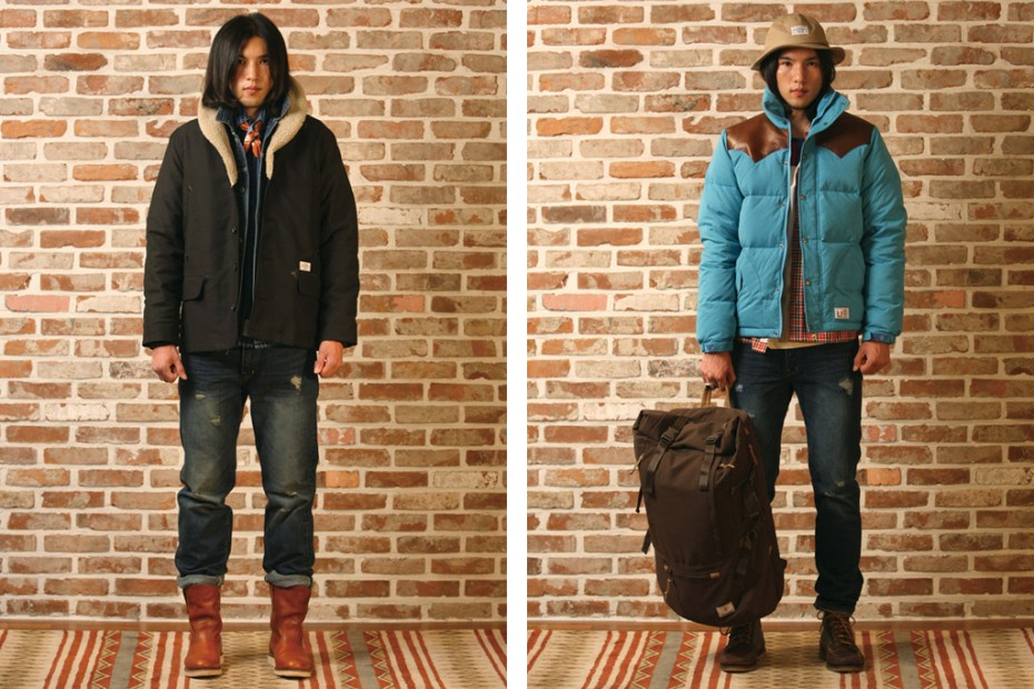 Image of Covernat 2011 Fall/Winter Collection