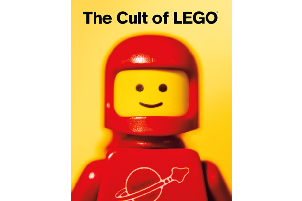 Image of The Cult of LEGO Book