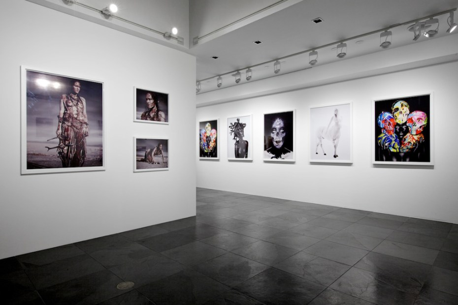 "Image of Damien Hirst & RANKIN ""Myths, Monsters and Legends"" Exhibition @ RANKIN Gallery Recap"