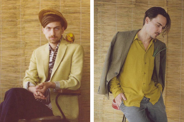 Image of Dana Lee 2012 Spring/Summer Collection Lookbook