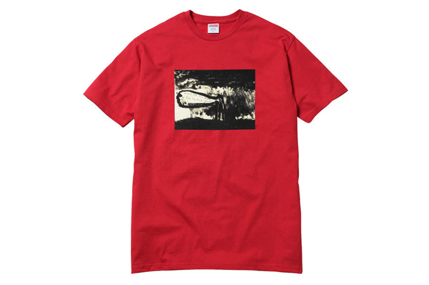 Image of David Lynch for Supreme Capsule Collection