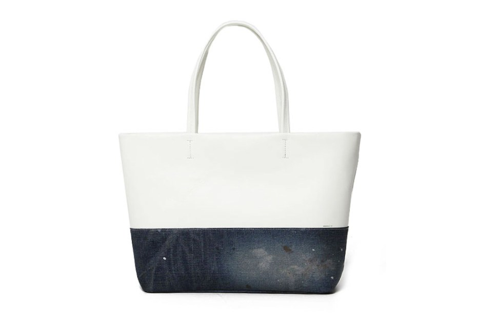 Image of DENIM by Vanquish x fragment design Tote Bag