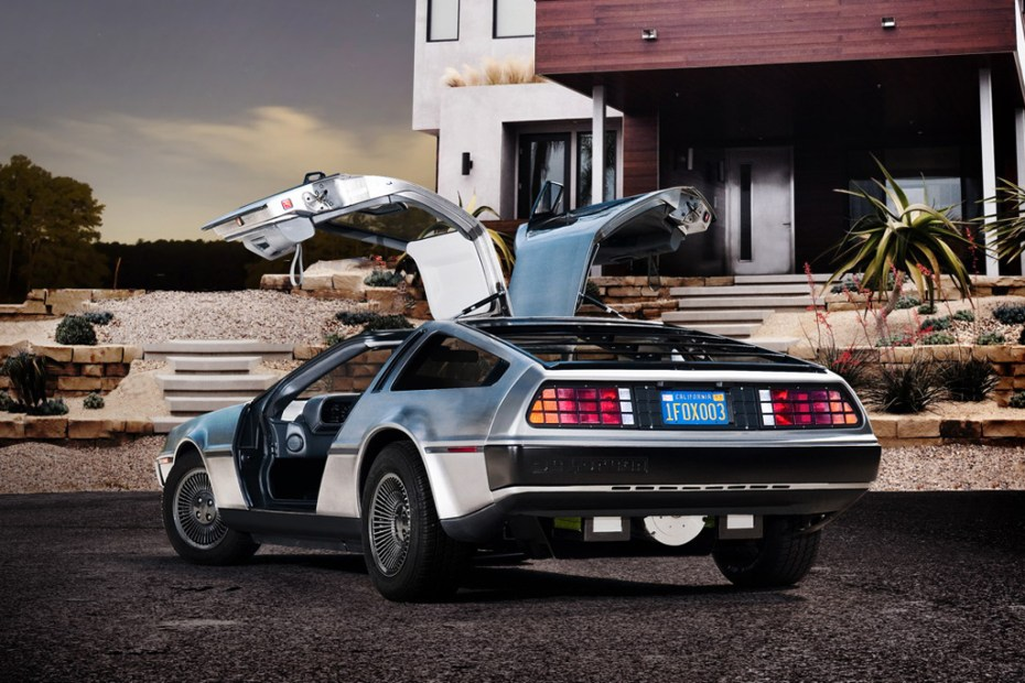 Image of DMC Announces All-Electric DeLorean for 2013