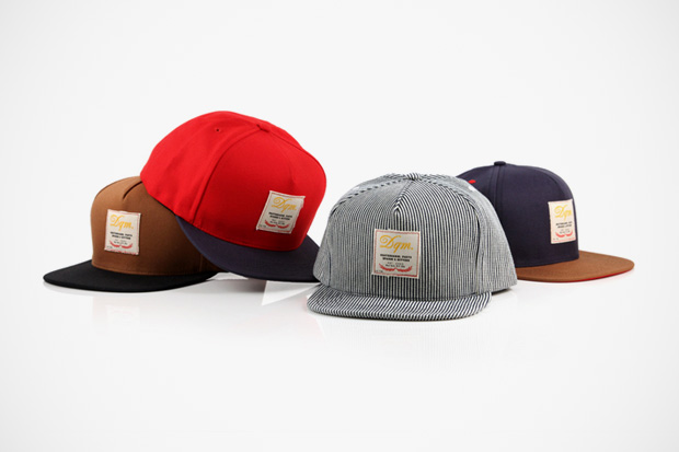Image of DQM 2011 Fall Hats