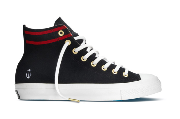 Image of Dr. Romanelli Beetle vs. Popeye x Converse Capsule Collection
