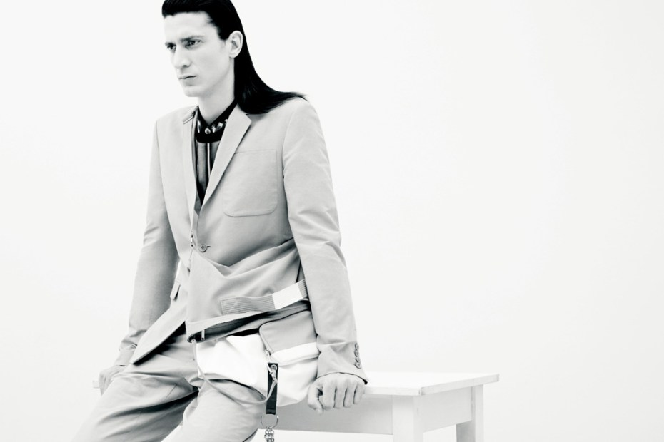 Image of EASTPAK by KRIS VAN ASSCHE 2012 Spring/Summer Lookbook