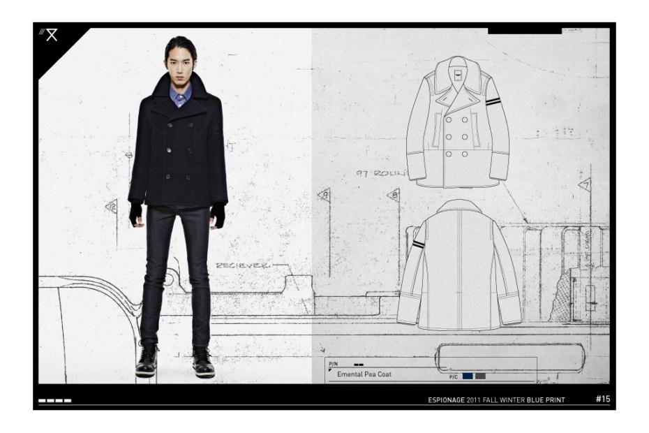 Image of Espionage 2011 Fall/Winter Lookbook
