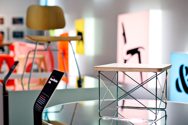 """Image of """"Essential Eames"""" Exhibition @ HKDI Gallery"""
