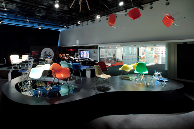 "Image of ""Essential Eames"" Exhibition @ HKDI Gallery"