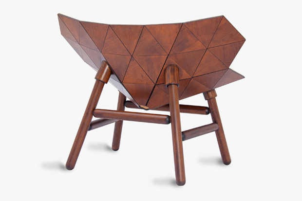 Image of Exo Chair by Fetiche Design Studio