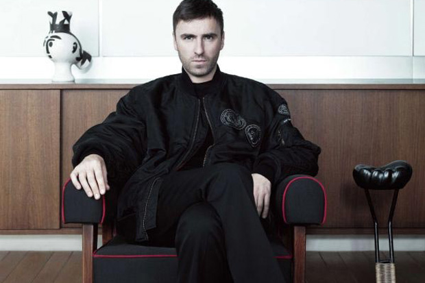 Image of FANTASTIC MAN: Raf Simons by Willy Vanderperre