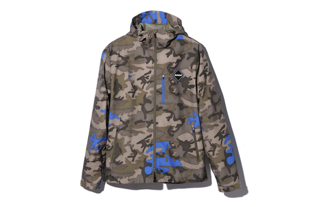 "Image of F.C.R.B. 2011 Fall/Winter ""CAMOUFLAGE"" Collection"