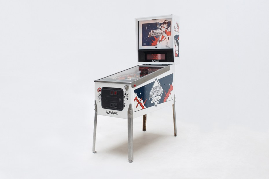 Image of Feiyue Iconic Pinball Contest