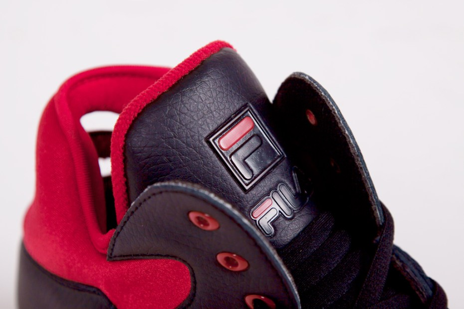 Image of Fila 2012 Spring/Summer The Cage Retro
